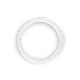 "PE Tube 1/4"" (6,35mm) - transparent"